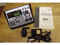 Roland TD8 Module VH11 Hi hat CY12H KD9 KD80 Kick Drum Trigger PD80 MDH MDY MDS
