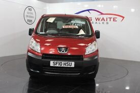 Peugeot EXPERT TEPEE 1.6 HDi Comfort L2 5dr (8/9 seats) (red) 2010