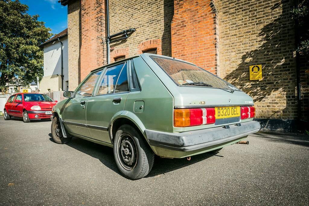 Mazda 323 - 11 Months MOT - 1984 - Rare - Retro - Bargain - Solid