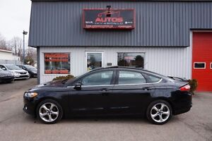 2013 Ford Fusion SE SPORT 2.0 ECOBOOST TOIT OUVRANT 67 000 Km !!