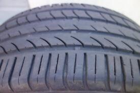 Run Flat Tyre 205/45/17