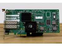 Apple LSI LSI7202EP PCIe 2Gb Dual Port Fibre Channel Host Bus Adapter card + 2Gb cable