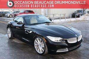 2009 BMW Z4 SDRIVE35I - CONVERTIBLE - NAVIGATION + CUIR!!!