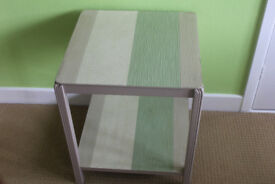 Stripy Table