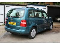 P/ex vehicle, to clear, sold as seen