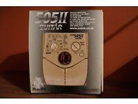 ZOOM 50511 Guitar Multi Effect Pedal