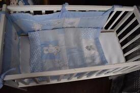 Bale bedding