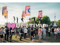 Bestival Ticket - Weekend Camping