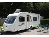Swift Charisma 550 2010: 4 berth ,Fixed Bed, Shower Room,Motor Mover,Plus Extras,vgc £9250 ono