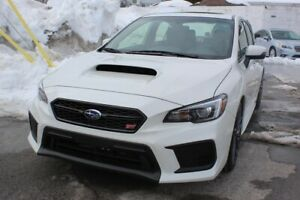 2019 Subaru WRX 4DR SDN STI 2.5L SPORT-TECH W/LIP MANUAL