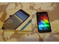 Microsoft Lumia 640XL LTE dual sim in good condition unlocked