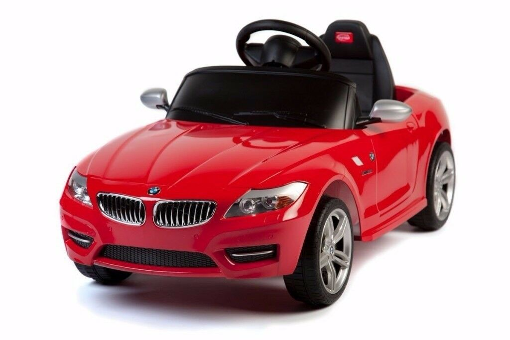 Electric ride on: BMW Z4 coupe (new and unused)