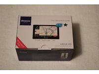 Binatone GPS Navigation A505 with UK £30 AND EUROPE £40