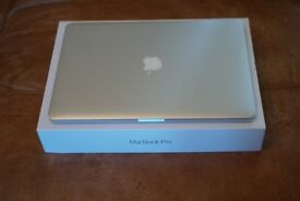 MacBook Pro, Retina, 15-inch, Mid 2014