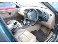 BMW E36 Touring Tan Leather Interior Seats Door Cards 328i 323i 325tds 318i