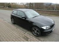 BMW One Series 116D/118D Damaged Repairable