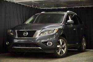 2013 Nissan Pathfinder Platinum AWD -- 7 PASSAGERS # NAV GPS --