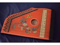 Vintage German Zither