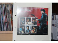 Elvis Presley Collectable Stamps