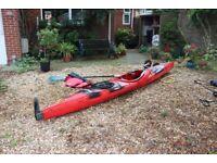 Pyranha Speeder Kayak