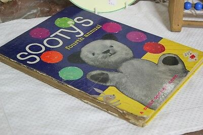 SOOTY 'S LIBRO IN LINGUA INGLESE  ANNI '60 -  VINTAGE ENGLISH BOOK