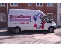 Plumbing & Drainage Technician.Own tools + van supplied. 2 years plumbing + drainage experiance