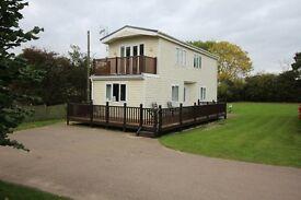 Luxury Lodge - Lake View - For Sale Suffolk Near Aldeburgh