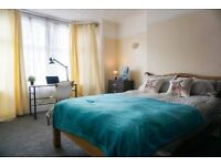 Spacious Double room to rent! All bills included. AVAILABLE NOW!