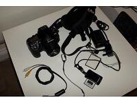 Nikon D700, 64Gb CF Card, 50mm f1.8 Nikkor Lens + Extras