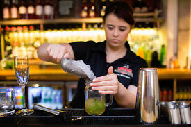 Full Time Bar/ Waiter - Up to £7.20 per hour - The Hollybush - Loughton, Essex