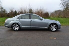 Mercedes-Benz S Class 3.0 S320 CDI 7G-Tronic 4dr *** FULL HIS *** £6000 WORTH OF EXTRAS