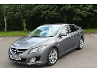 MAZDA 6 SPORT 2.0D 6 SPEED MANUAL Long MOT Swap or px considered