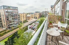 2 BED AMAZING LOCATION TOP FLOOR Regents Canal View