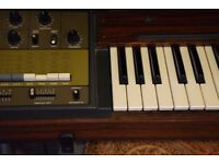Korg M500-SP Analog Synth with Speaker Working RARE