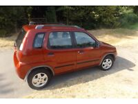 Suzuki Ignis 5 Door Hatchback, Long MOT Full service history Immaculate inside and out.