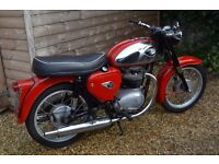 BSA A50 1965 500 STAR TWIN - ORIGINAL CONDITION - EXCELLENT EVERYDAY USEABLE CLASSIC