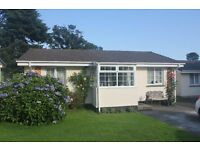 Cornwall Holiday Bungalow Sleeps 4 Free Wi-Fi Free Electric Parking Rosecraddoc edge of Bodmin Moor