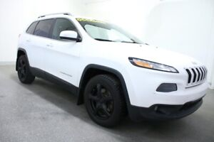 2014 Jeep Cherokee NORTH EDITON+ÉCRAN+SAT/USB/BLUETOOTH+PNEUS D'