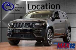 2019 Jeep Grand Cherokee HIGH ALTITUDE CUIR TOIT-PANO NAV HITCH