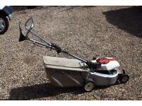 HONDA HR17 Retro Petrol lawnmower
