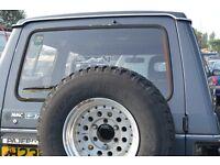 1990 - Mitsubishi Pajero - Diesel - in BLACK - BREAKING for SPARE PARTS.