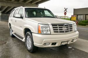 2004 Cadillac Escalade Coquitlam Location - 604-298-6161