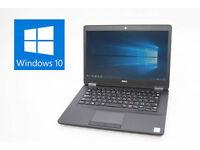 DELL Latitude 5470, 14 inch; i5 6440HQ Quad, 8GB DDR4, 256GB SSD Laptop, Windows 10 Pro, Office 365