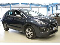 Peugeot 3008 HDI ACTIVE [1 OWNER / CRUISE / BLUETOOTH] (egyptian blue) 2014