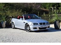 Bmw M3 convertible SMGll MINT CONDITION