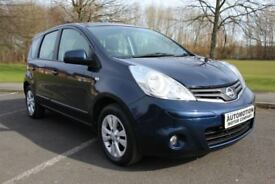 Nissan Note 1.5 dCi Acenta 5dr Full Service History 9 Stamps