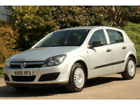 2006 Vauxhall Astra 1.4 i 16v Life 5dr, Met. Silver