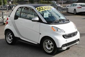 2013 smart fortwo coupe 99$ PAR MOIS, 0$ D'ACOMPTE