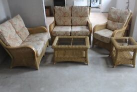 Conservatory Furniture Suite, local collection only