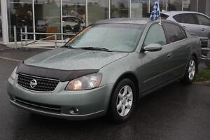 2005 Nissan Altima 2.5S*AC*CRUISE*LECTEUR CD*MAGS*